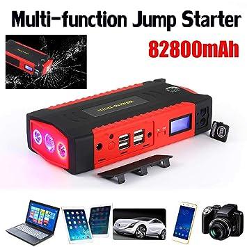 Homeve 82800 mAh 4 USB Cargador de batería de Emergencia ...