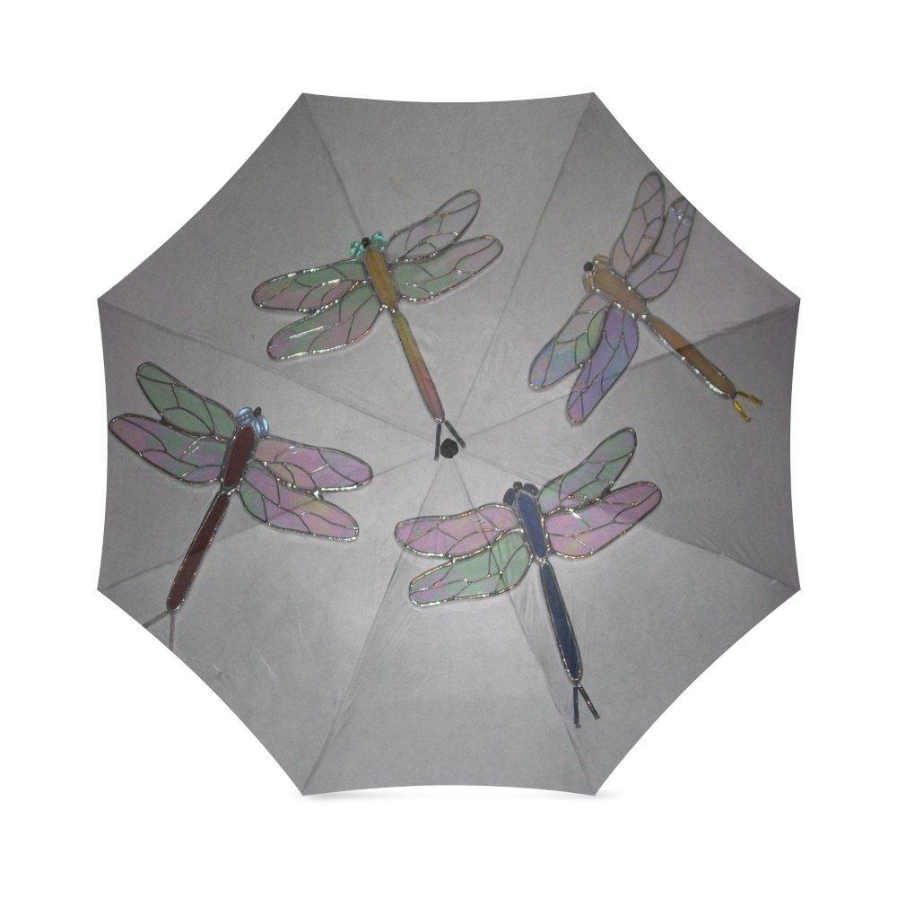 クリスマス/感謝祭ギフトドラゴンフライ折りたたみ式雨傘サンシェードパラソル   B01KLXVKTA