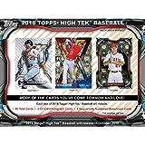 2018 Topps High Tek Baseball Hobby Edition Factory Sealed 1 Pack Box - Baseball Wax Packs