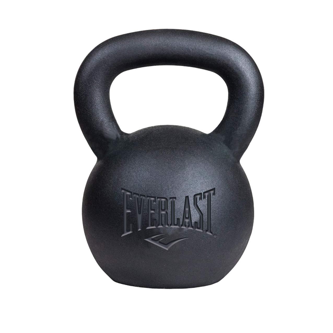 Everlast New 35 lb//16 kg Cast Iron Kettlebell