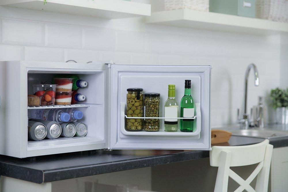 Mini Kühlschrank 17 Liter : Trisa frescolino tisch kühlschrank rot ab u ac