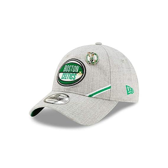gamme exceptionnelle de styles prix abordable vraiment à l'aise New Era Casquette 9TWENTY NBA Draft Boston Celtics Gris ...