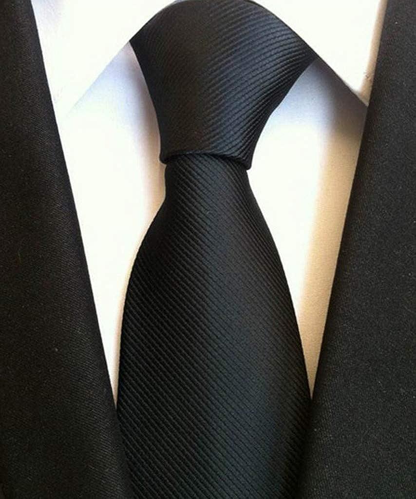 Jixin4you Homme Polyester Imprim/é Vogue Cravate 8cm Travail Affaires Mariage