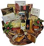 Deluxe Bistro Gourmet Gift Basket