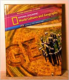 World Geography and Cultures © 2012