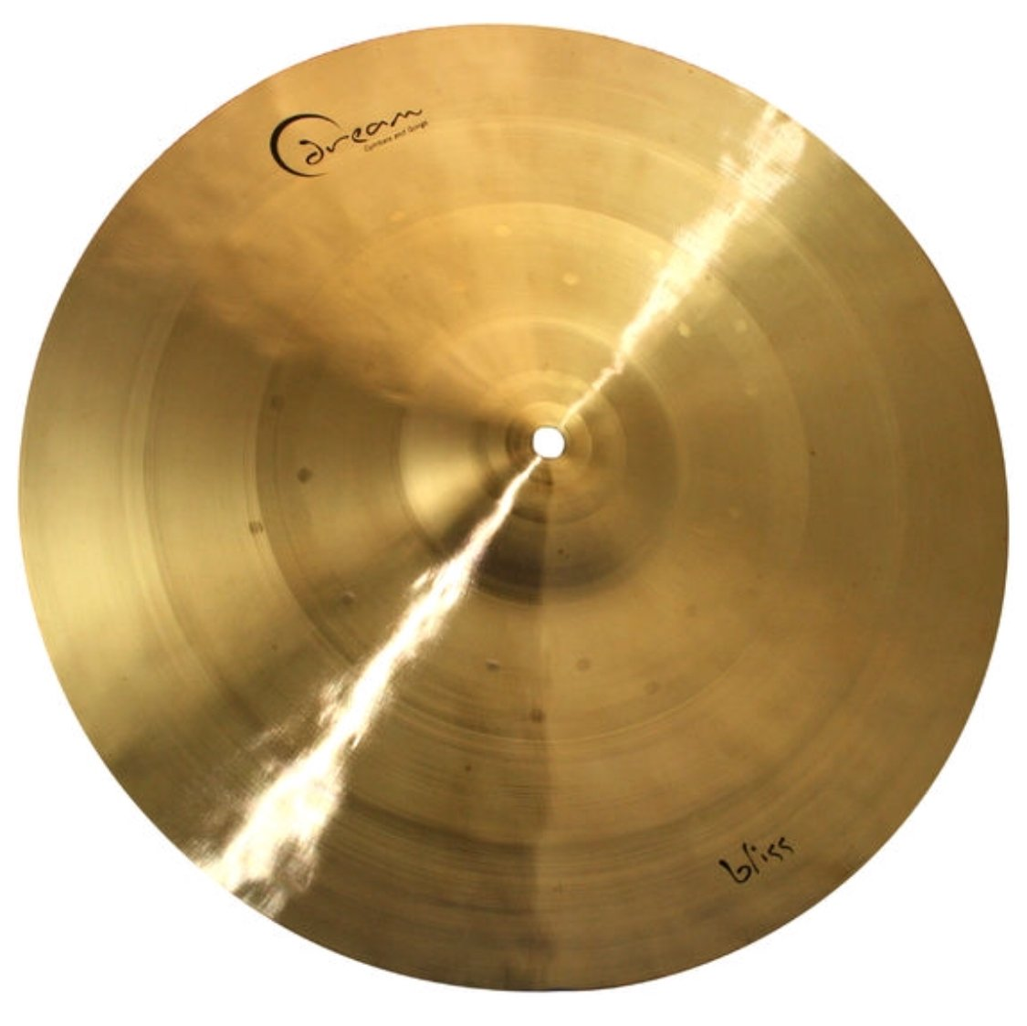 Dream 22'' Bliss Series Crash Ride Cymbal by Dream