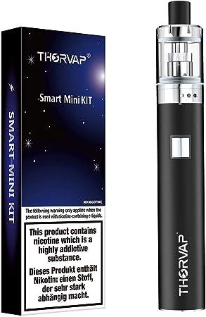 Thorvap Vape Pen Starter Kit - E Cigarettes Starter Kit 1500mAh Battery, E Cig Top Refill 2.0ml Tank with 0.5ohm Coil, Vape Stick, Vape Kit No Nicotine No E Liquid