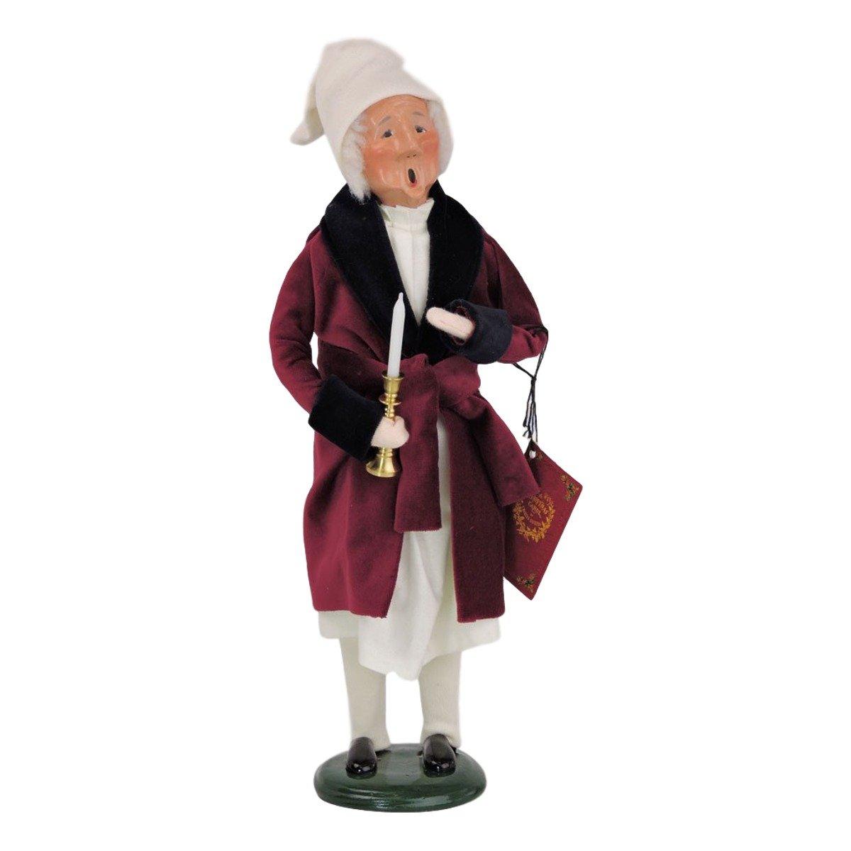 Christmas carolers figurines for sale - Amazon Com Byers Choice Caroler Scrooge Christmas Figurine 201 Home Kitchen