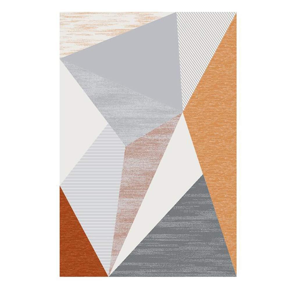 venderse como panqueques Afs-6 240340cm 240340cm 240340cm MuMa Alfombra, Alfombra para el Piso, Manta para la Cama, Hilo de poliéster retorcido, Patrones geométricos de Simplicidad Moderna. (Color   AFS-7, Tamaño   200  290cm)  marca