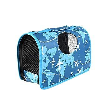 Pet supplies Bolsa para Mascotas - para Transporte de Animales Vivos, Transpirable, portátil, transportadora de Viaje para Perros/Gatos / Cachorros, ...