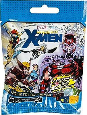 Marvel Dice Masters: The Uncanny X-Men Gravity Feed Pack: Amazon ...