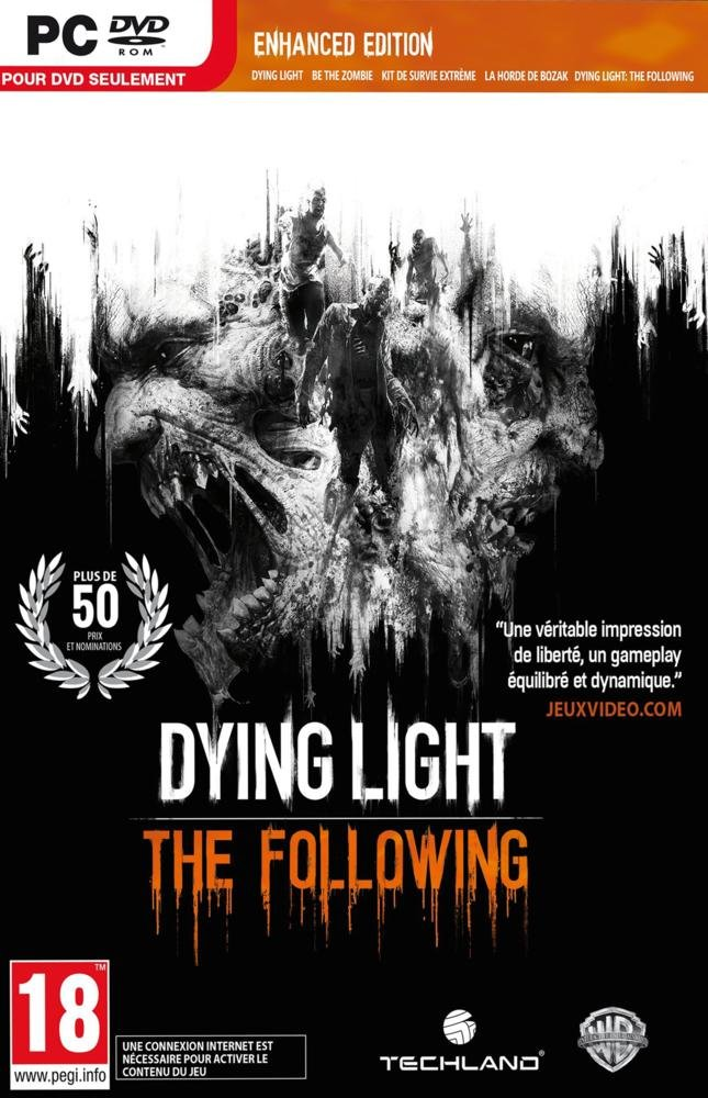Dying Light The Following - Enhanced Édition [Importación Francesa]