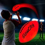 GlowCity Light Up LED Football-Youth Size-Better for Smaller Hands