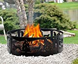 "Pleasant Hearth OFW177FR 36"" Wilderness fire Ring"