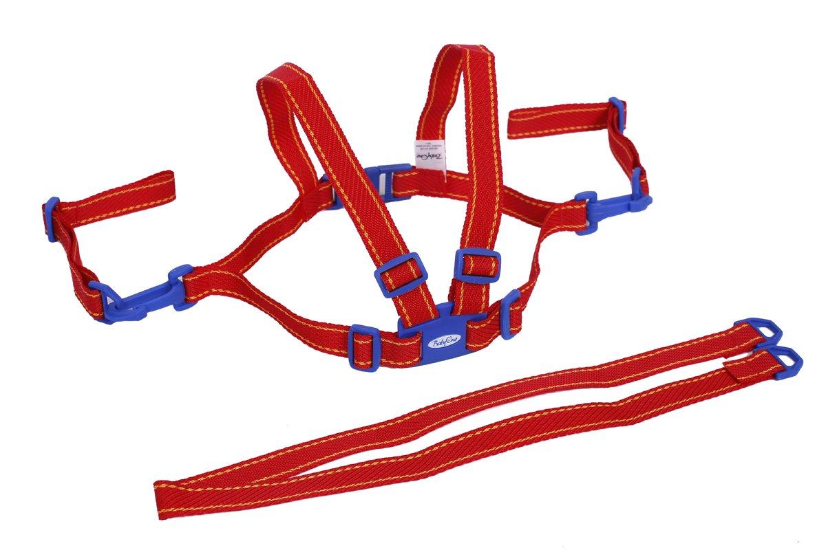 Kinderschutzgurt Kinderwagengurt Laufgurt Lauflerngurt Lauflernhilfe (Rot) Frontline
