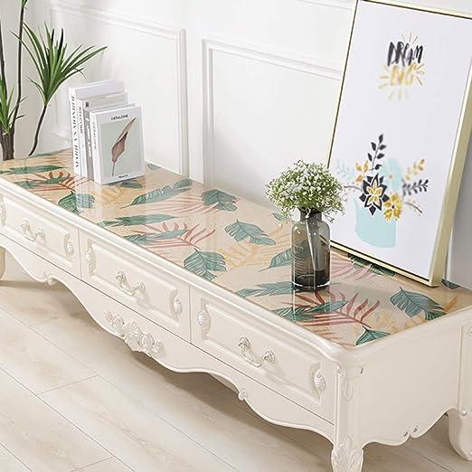 PVC Gabinete De La TV Manteles Lavables, Rectangular Impermeable ...