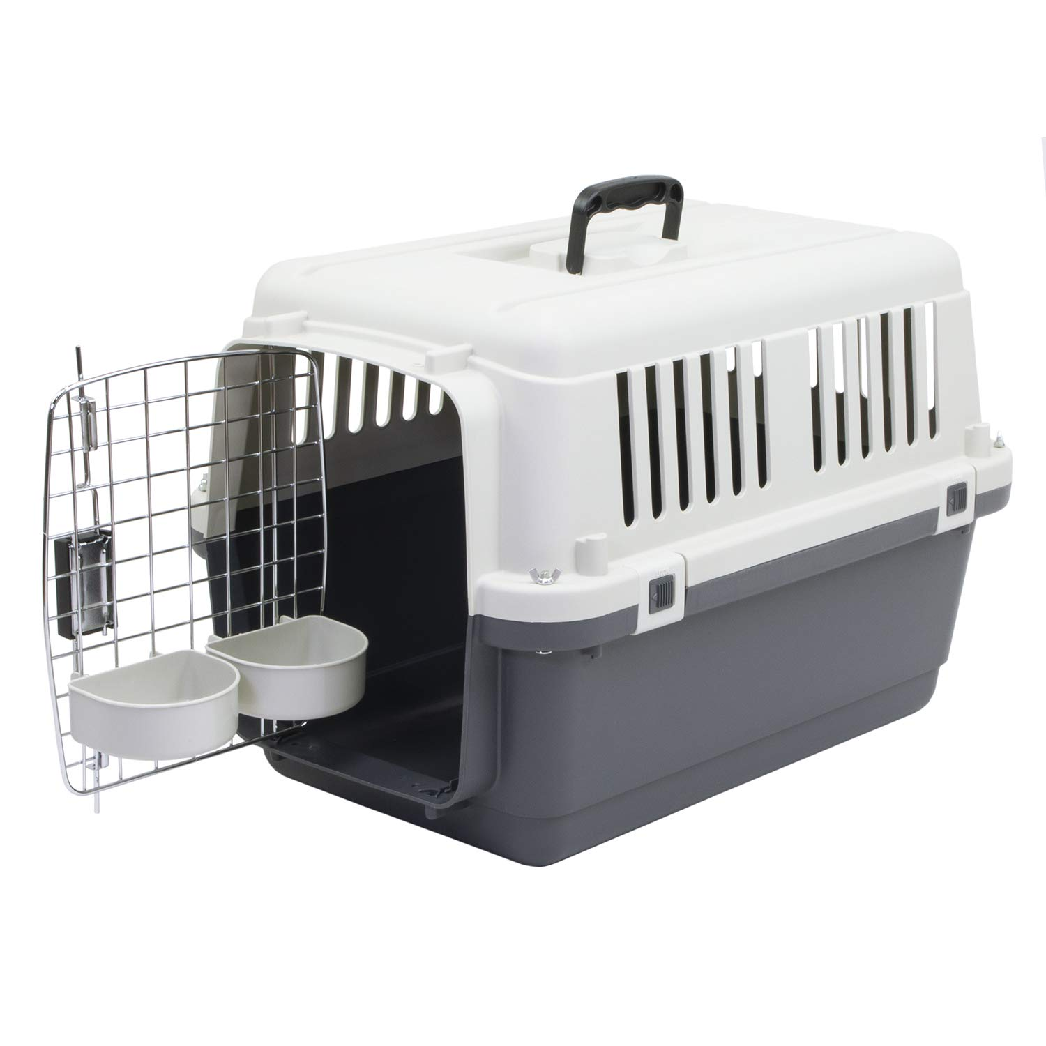 Chesapeake Bay Heavy-Duty Airline Pet Crate-Small, Tan by Chesapeake Bay