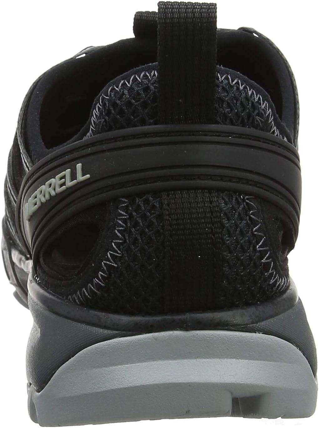 Merrell Choprock Shandal, Chaussures de Sports Aquatiques Homme Noir Black