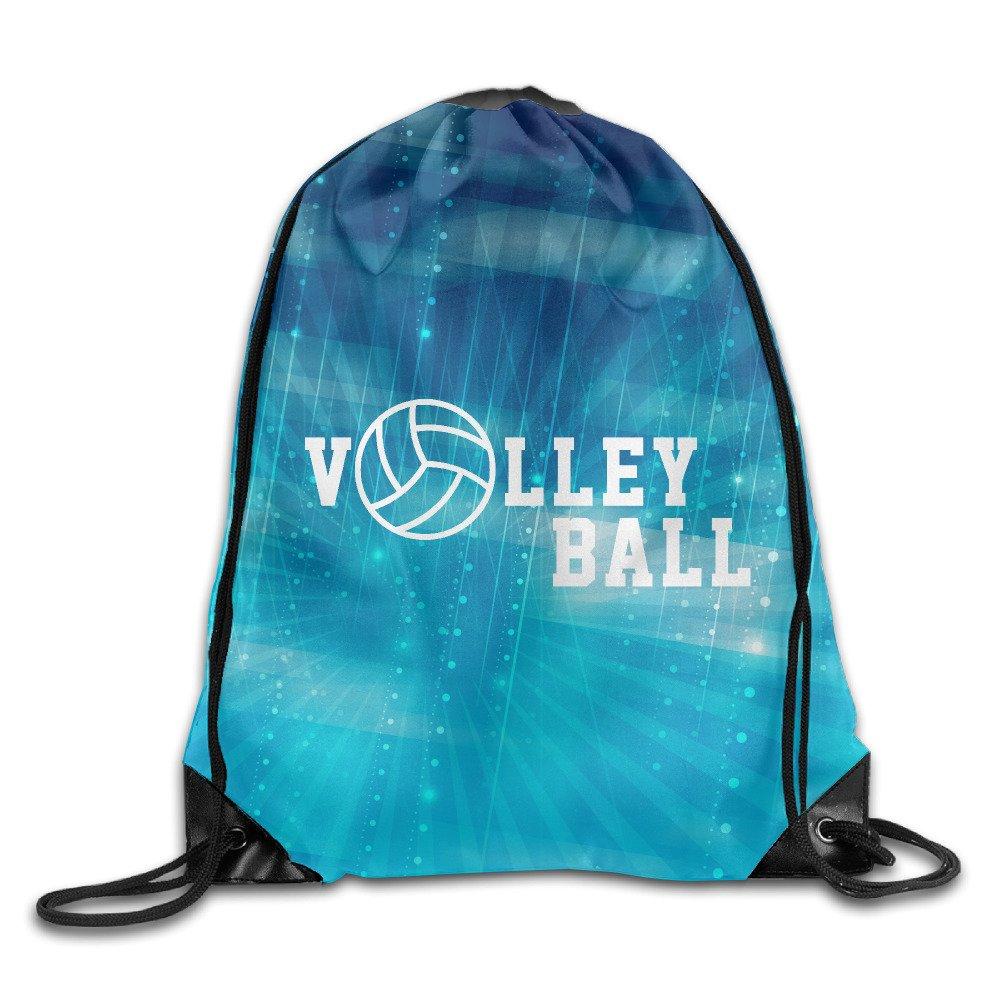 Love Volleyballポートバッグバックパック B01K4GJNHK  One Size