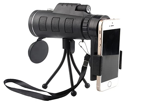 Buy tech gear zoom phone telescope camera lens back case for