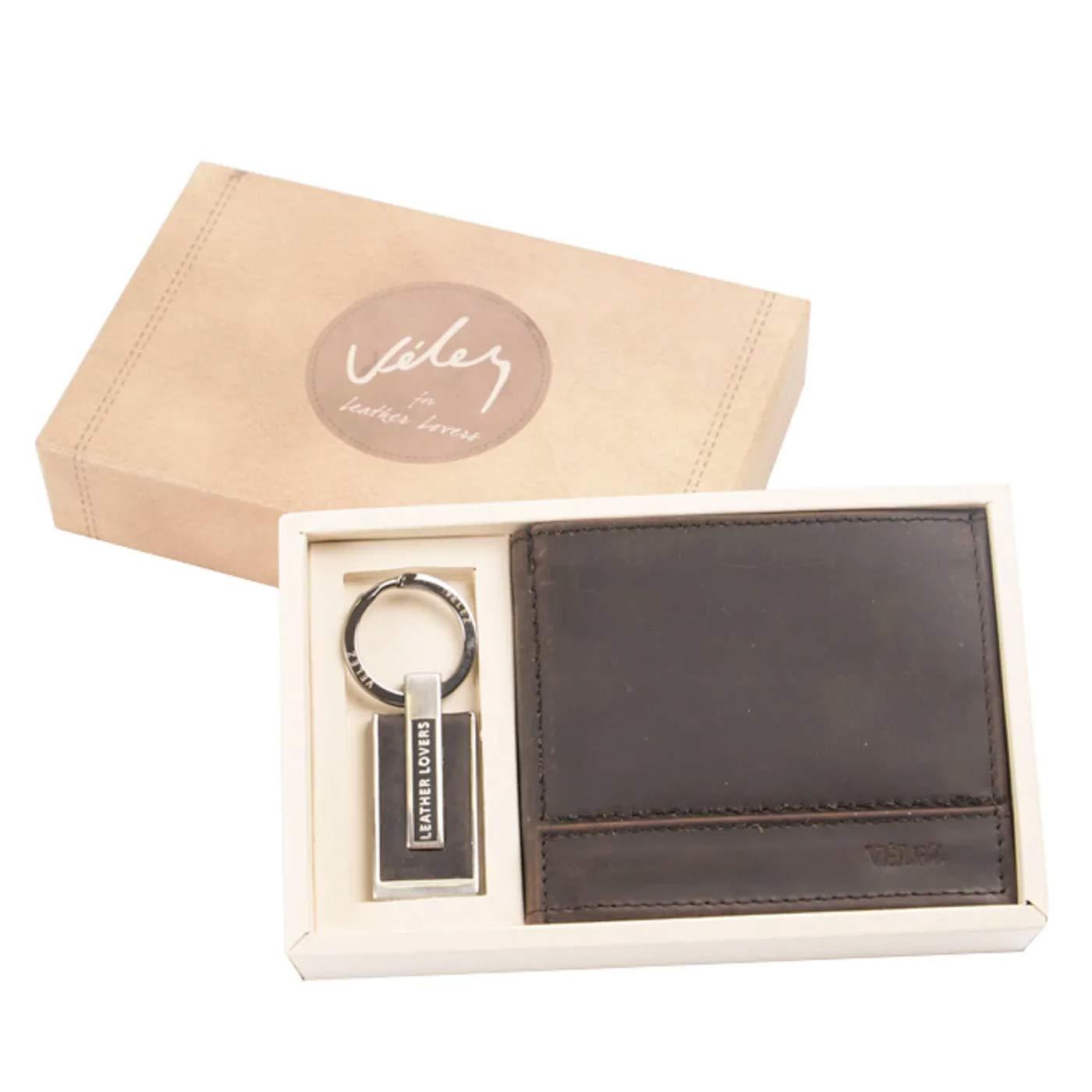 construcción racional comprar original comprar VELEZ Genuine Mens Colombian Leather Wallet | Carteras de Cuero Colombiano  para Hombres