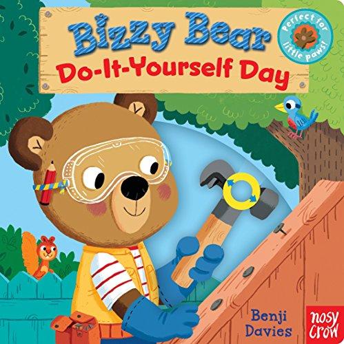 Bizzy Bear: Do-It-Yourself Day (Buzzy Bear)