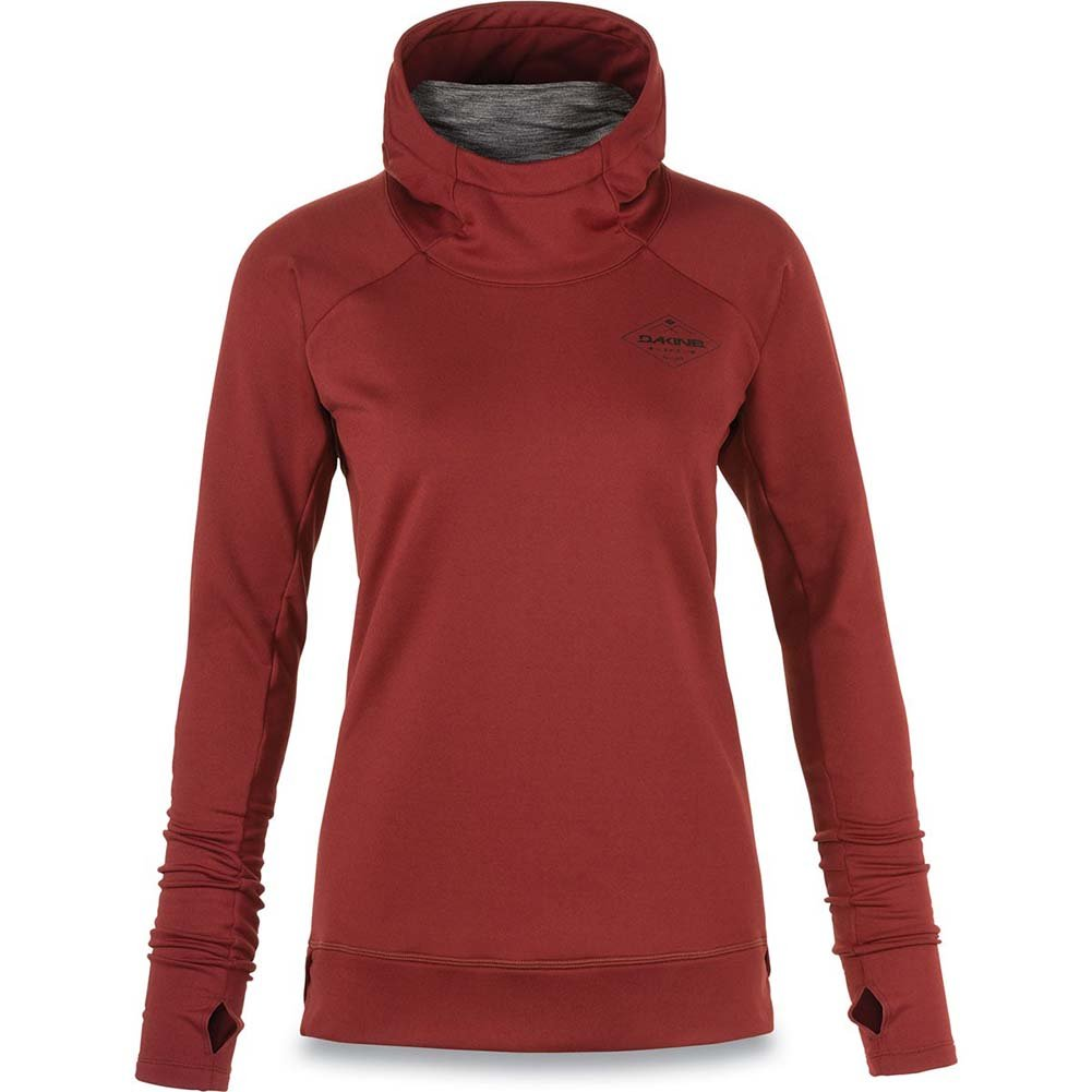 Dakine Women's Callahan Base Layer Fleece Shirt, Andorra, S