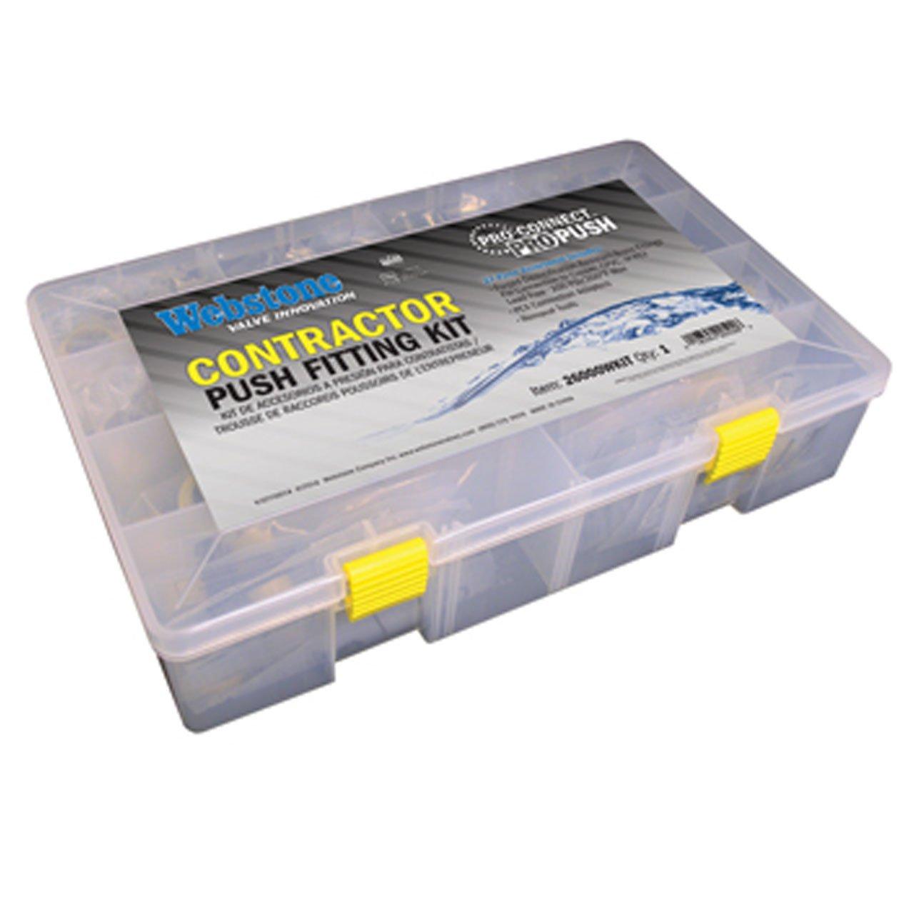 Webstone 26000WKIT Propush Contractor Kit