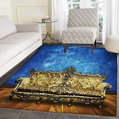 Victorian Floor Mat Kids Victorian Sofa in Room Interior Wooden Floor Timber Panel Curve Aged Door Mat Increase 60