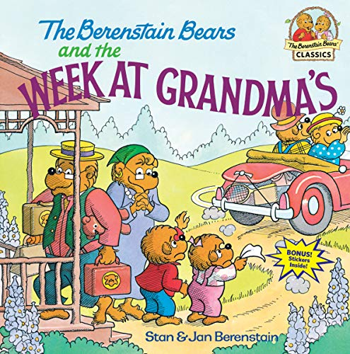 - The Berenstain Bears and the Week at Grandma's