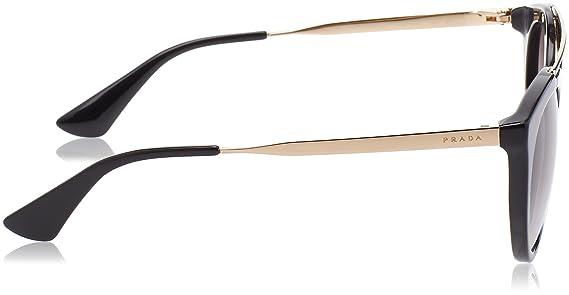 861e1251a5361 Amazon.com  Prada Women s Round Aviator Sunglasses