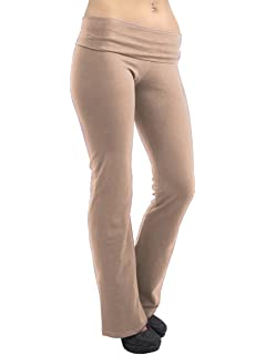 1c372c62c26 Vivian s Fashions Yoga Pants - Extra Long (Misses and Misses Plus Sizes)