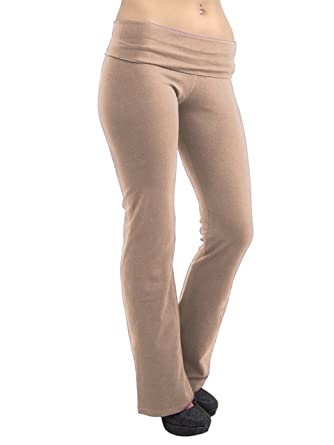 e6cc2860f0d Vivian s Fashions Yoga Pants - Extra Long (Misses and Misses Plus ...