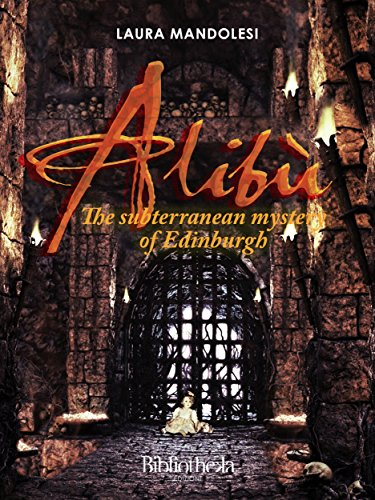 Alib: The subterranean mystery of Edinburgh (Kids)