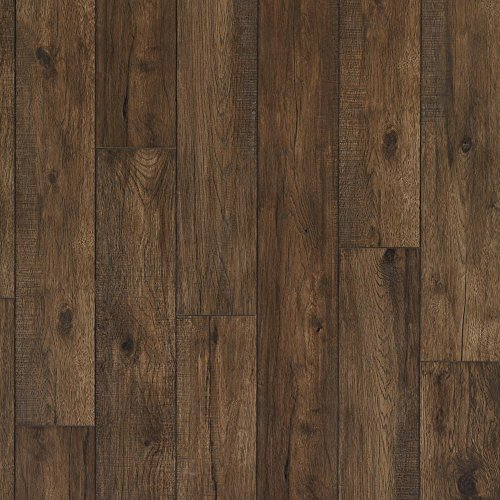 Mannington Laminate Flooring (Mannington 28210 (S) Restoration Collection Hillside Hickory Laminate Flooring, 12Mm, Acorn)