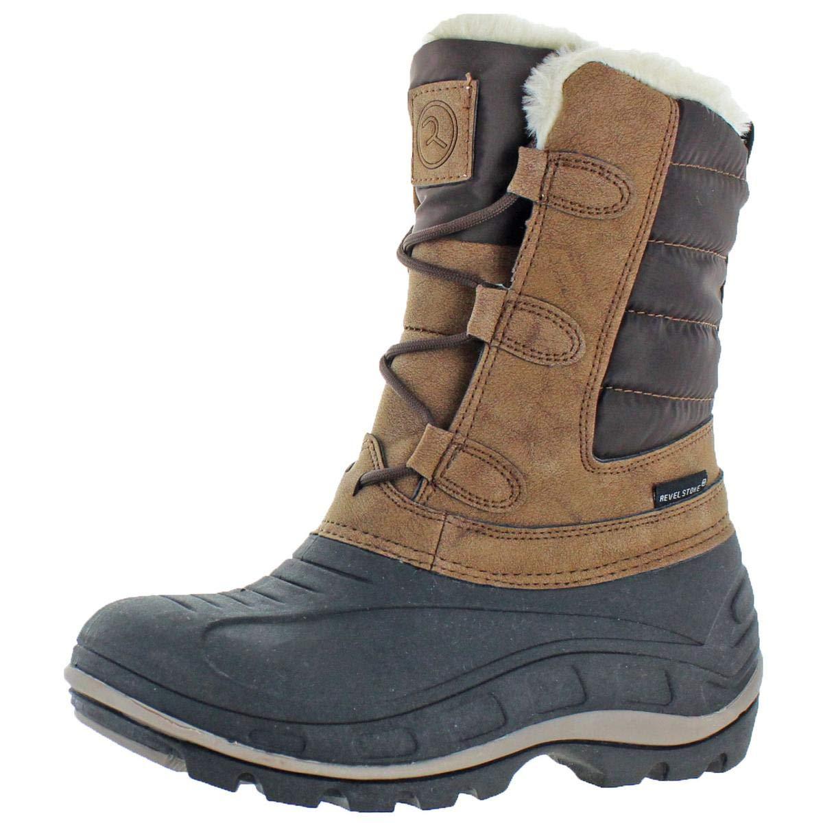 Revelstoke Hannah Women's Waterproof Winter Snow Boots
