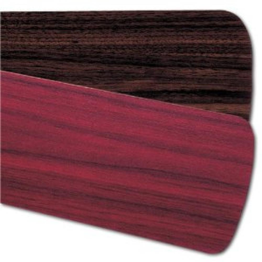 Quorum 6055524125, Five Reversible Rosewood/Walnut Blades, 60'' Blade Span