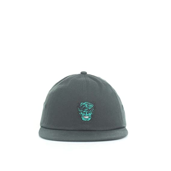 f2961bb8 Vans MN X Marvel Jockey Snapback Darkest Spruce (ONE Size): Amazon.co.uk:  Clothing