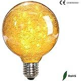 Elfeland Nest design E27 lampadina LED Edison 50LED luci della stringa decorazione della lampada a filamento bianco caldo 2200K 85-265V