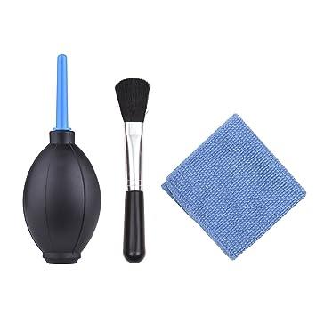 Docooler-1 3-en-1 Kit de Limpieza Profesional para Cámaras Réflex ...