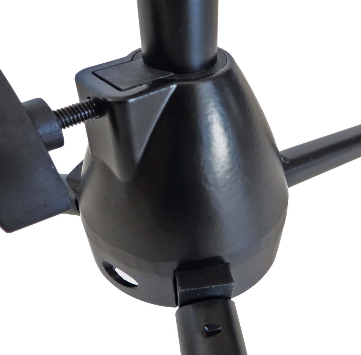 soporte de micr/ófono MS118B Soporte de micr/ófono de Keepdrum MS107B con jirafa