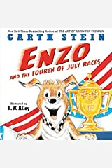 Enzo and the Fourth of July Races Hardcover