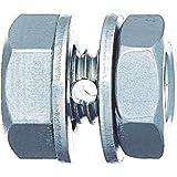 ニッサチェイン ステンボルトクリップ ワイヤーロープ径1.2mm用 1個入 P-972