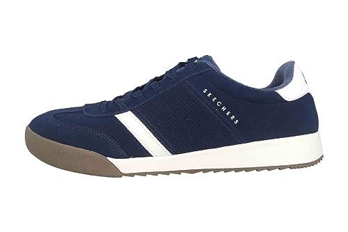 Skechers Zinger VENTICH Sneaker in Übergrößen Blau 52328 NVY