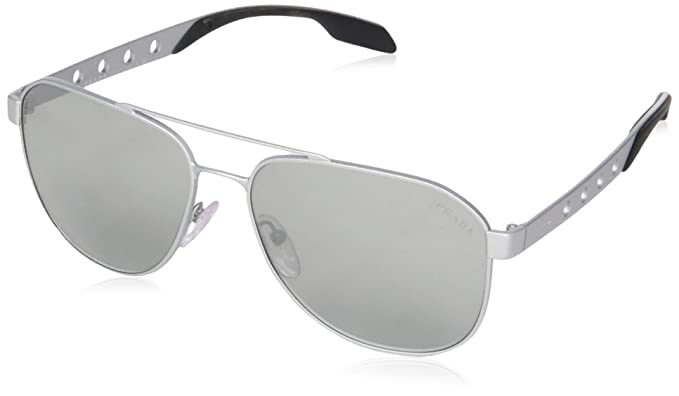 144cae4463 Amazon.com  Prada Men s PR 51RS Sunglasses 60mm  Shoes