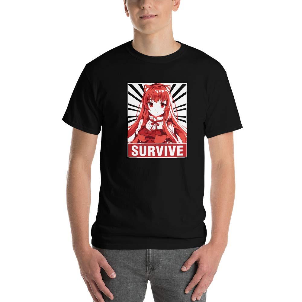 Raphtalia The Rising of The Shield Hero Anime Survive Retro Vintage Sunset Men Women Unisex T-Shirt