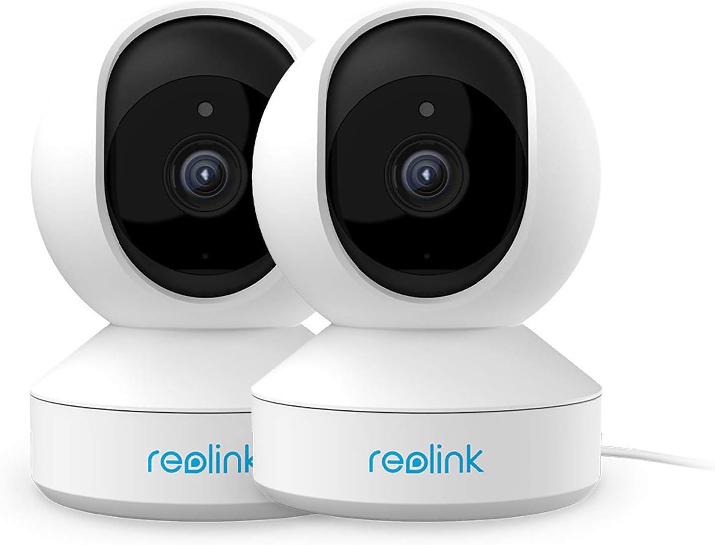 Reolink 3MP Super HD Caméra de Surveillance Intérieure sans Fil, Caméra IP...