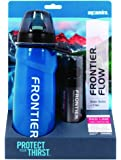 FRONTIER FLOW RED LINE FILTERED WATER BOTTLE