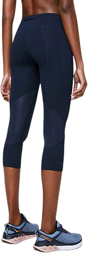 "Amazon.com: Lululemon Pace Rival Crop 22"" Comfort and"
