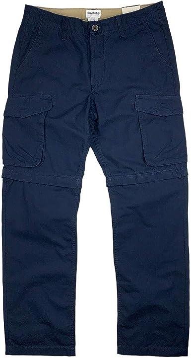 Amazon Com Timberland Pantalones Cargo Ripstop 2 En 1 Para Hombre Clothing